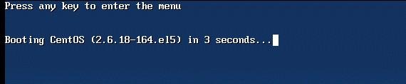 CentOS忘记root密码解决办法